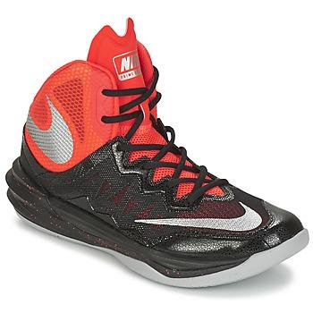 Schoenen Heren Basketbal Nike PRIME HYPE DF II Zwart / Rood