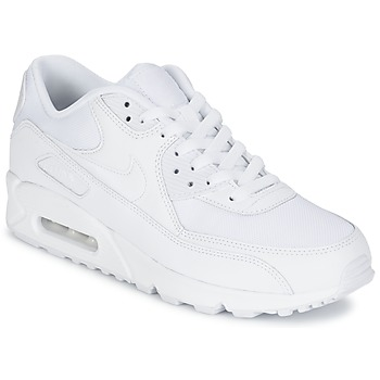 Schoenen Heren Lage sneakers Nike AIR MAX 90 ESSENTIAL Wit
