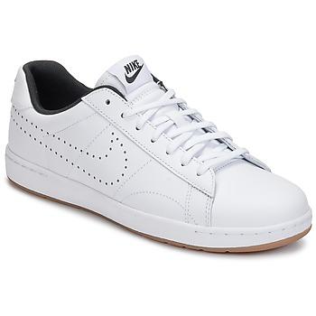 Schoenen Dames Lage sneakers Nike TENNIS CLASSIC ULTRA LEATHER W Wit / Zwart