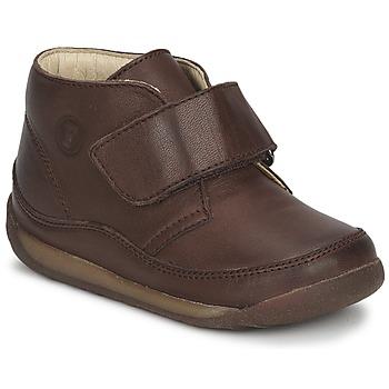 Schoenen Jongens Laarzen Naturino  Bruin