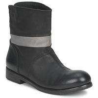 Schoenen Dames Laarzen OXS RAVELLO YURES Zwart