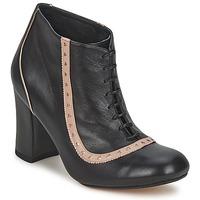 Schoenen Dames Low boots Sarah Chofakian SALUT Zwart