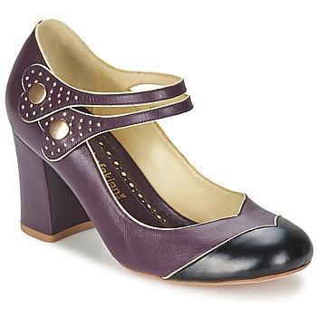 Schoenen Dames pumps Sarah Chofakian ZUT Bordeau / Zwart