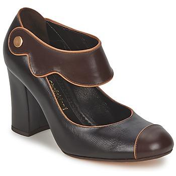 Schoenen Dames pumps Sarah Chofakian DALI Mokka