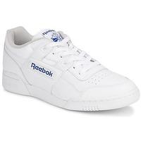 Schoenen Lage sneakers Reebok Classic WORKOUT PLUS Wit