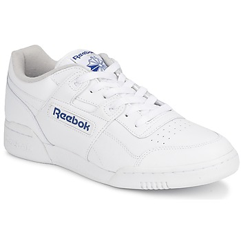 Schoenen Lage sneakers Reebok Classic WORKOUT PLUS Wit