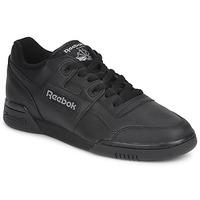 Schoenen Lage sneakers Reebok Classic WORKOUT PLUS Zwart