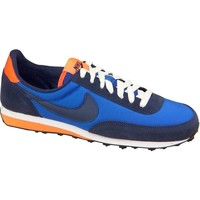 Schoenen Dames Lage sneakers Nike Elite Gs 418720-408 Blue