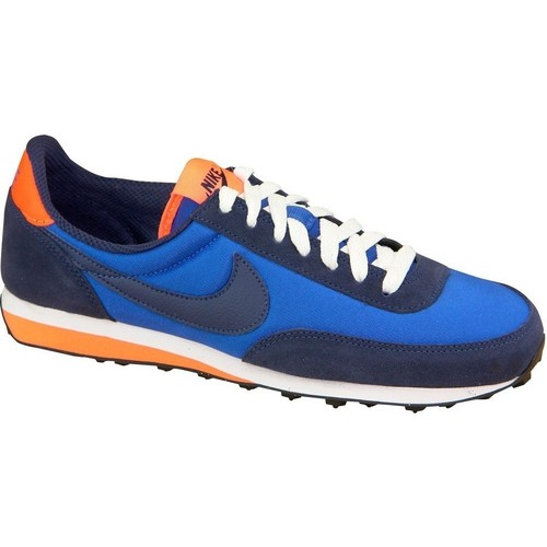 Schoenen Dames Lage sneakers Nike Elite Gs 418720-408 Blue