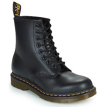 Schoenen Laarzen Dr Martens 1460 8 EYE BOOT Zwart