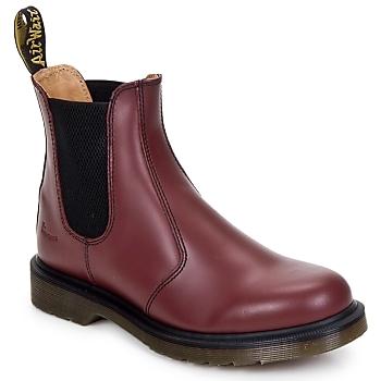 Schoenen Laarzen Dr Martens 2976 CHELSEA BOOT Bordeau / Cherry