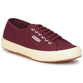 Schoenen Lage sneakers Superga 2750 COTU CLASSIC Bordeau