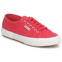 Schoenen Lage sneakers Superga 2750 COTU CLASSIC Rood