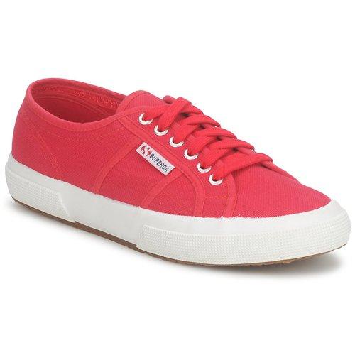Schoenen Lage sneakers Superga 2750 COTU CLASSIC Roze