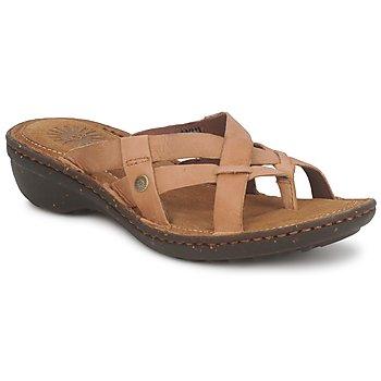 Schoenen Dames Sandalen / Open schoenen UGG UGG AUSTRALIA LANNI Caramel