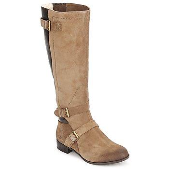 Schoenen Dames Hoge laarzen UGG CYDNEE Ree