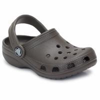 Schoenen Kinderen Klompen Crocs KIDS CLASSIC CAYMAN Chocolat