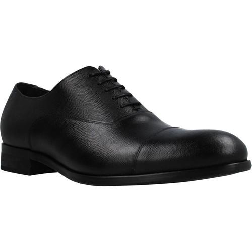 Schoenen Heren Klassiek Angel Infantes 92052 Zwart