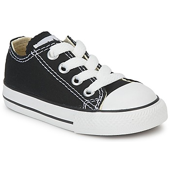 Schoenen Kinderen Lage sneakers Converse ALL STAR OX Zwart