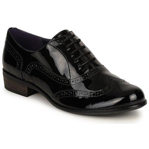 Schoenen Dames Derby Clarks HAMBLE OAK Zwart