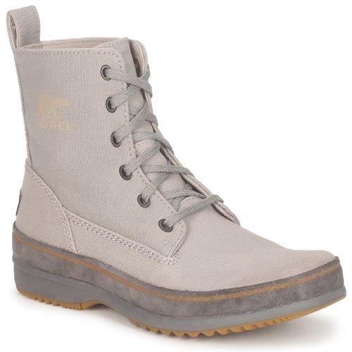 Schoenen Heren Laarzen Sorel  Grijs