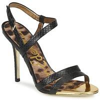 Schoenen Dames Sandalen / Open schoenen Sam Edelman ABBOTT Zwart / Slang