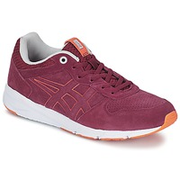 Schoenen Dames Lage sneakers Onitsuka Tiger SHAW RUNNER Rood