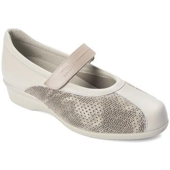 Schoenen Dames Ballerina's Dtorres S  LIEJA BEIGE