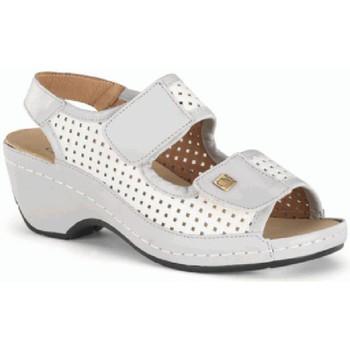Schoenen Dames Sandalen / Open schoenen Calzamedi ORTO BLANCO