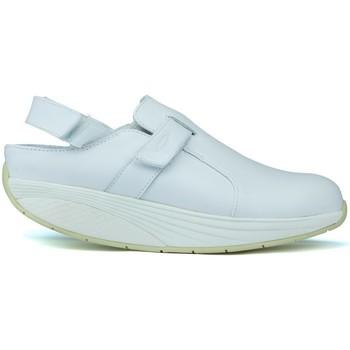 Schoenen Dames Klompen Mbt FLUA WHITE