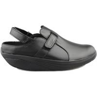 Schoenen Dames Klompen Mbt FLUA BLACK