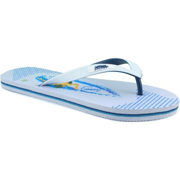 Schoenen Heren Teenslippers MTNG MUSTANG CHANCLAS PLAYA BLANCO