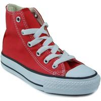 Schoenen Kinderen Hoge sneakers Converse ALL STAR ROJO