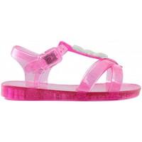 Schoenen Kinderen Sandalen / Open schoenen Pablosky TRANSPARTENTE AGUA ROSA