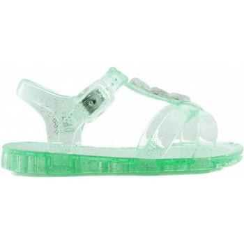 Schoenen Kinderen Sandalen / Open schoenen Pablosky TRANSPARTENTE AGUA VERDE