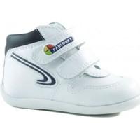 Schoenen Jongens Hoge sneakers Pablosky TORELLO CHICOS DEPORTIVOS BLANCO