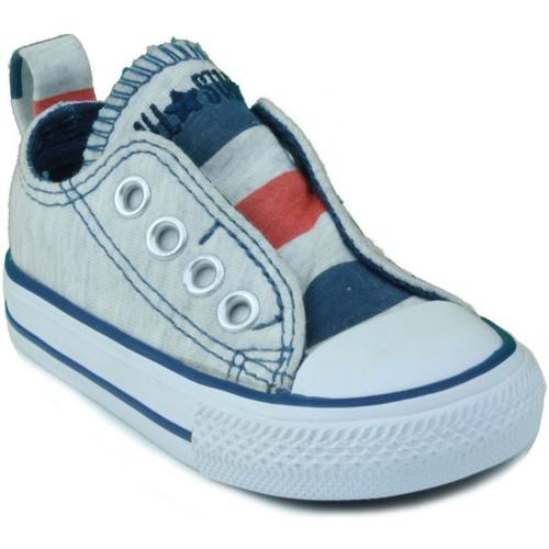Schoenen Kinderen Lage sneakers Converse AS SLIP OX AZUL
