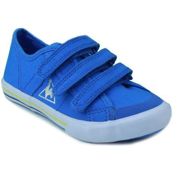 Schoenen Jongens Lage sneakers Le Coq Sportif SAINT MALO PS STRAP AZUL