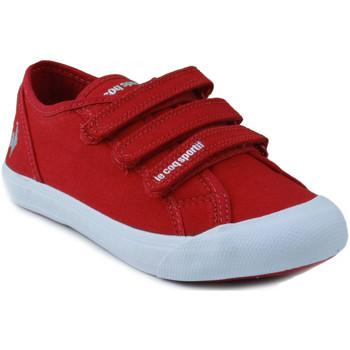 Schoenen Kinderen Lage sneakers Le Coq Sportif SAINT MALO PS STRAP ROJO