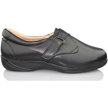Schoenen Dames Mocassins Calzamedi S  PALA ELASTICA DE ANATOMICO W NEGRO