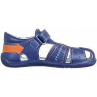 Schoenen Jongens Sandalen / Open schoenen Pablosky AMAZON RAYO KOALA AZUL