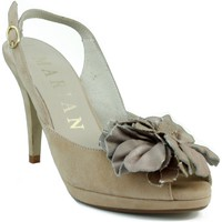 Schoenen Dames Sandalen / Open schoenen Marian NUBUCK W MARRON