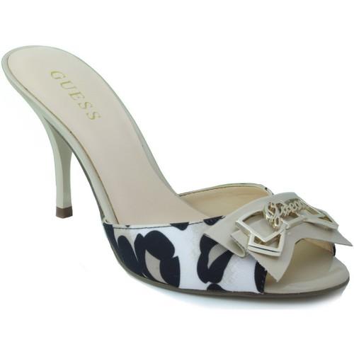 Schoenen Dames Sandalen / Open schoenen Guess LEOPARDO BEIGE