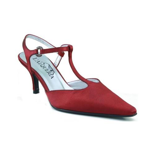 Schoenen Dames pumps Kroc LAlqueria Oporto W ROJO
