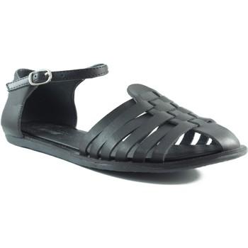 Schoenen Dames Sandalen / Open schoenen MTNG MUSTANG VACHE COFRI NEGRO