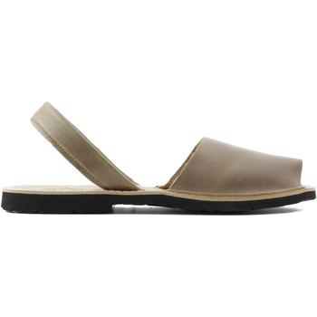Schoenen Leren slippers Arantxa MENORQUINA LEDER LEER