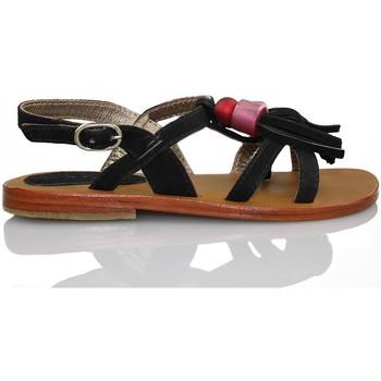 Schoenen Meisjes Sandalen / Open schoenen Oca Loca OCA LOCA FLECOS NEGRO