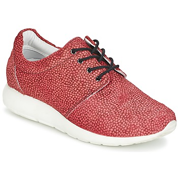 Schoenen Dames Lage sneakers Maruti WING Rood