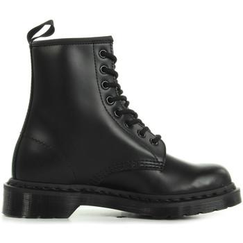 Schoenen Dames Laarzen Dr Martens 1460 Mono Zwart