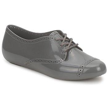 Schoenen Dames Derby Mel LEMON Grijs